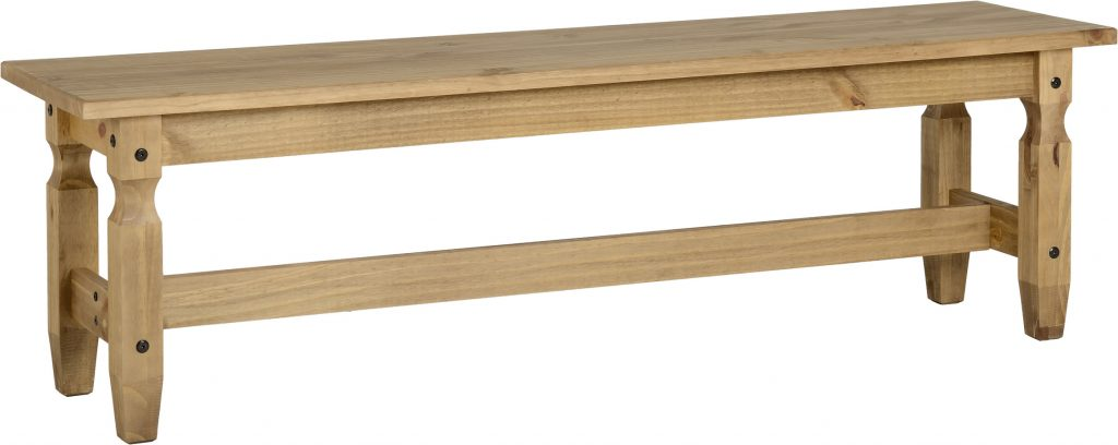 CORONA 5ft Dining Table Bench W152.5cm x D38cm x H46cm