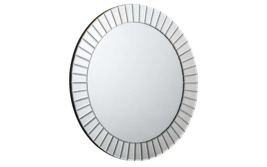 SONIA Round Wall Mirror W60cm x D3cm x H60cm