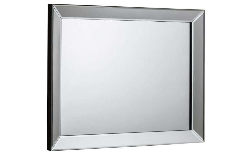 SOREN All Glass Wall Mirror W80cm x D4cm x H60cm